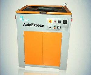 Metal Halide Horizontal Exposure Machine