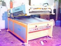 preciprint semi screen printing machine