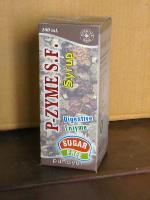 P - Zyme Suger Free Syrup