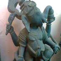 Marble Stone Statue 001