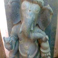 Marble Stone Statue 002