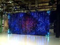 led backdrop curtains
