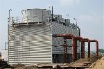 Cooling Tower Installation 10 Mw Power Plant