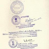 Gad Attestation Service (gujarat)