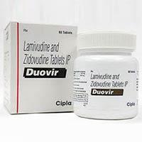 Duovir Capsules - Anti Hiv Drugs