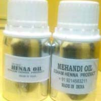 Henna Oil