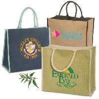 Jute Bags For Corporate Events/ Personal Functions/ Resale