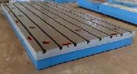 cast iron t slotted floor plates