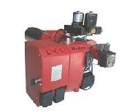 industrial dual fuel burners