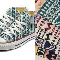 knitted jacquard shoe fabrics