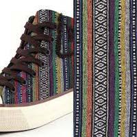 knitted shoe jacquard fabrics