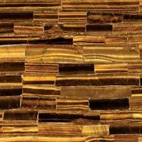 Tiger Eye Gold Gemstone