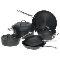 Hard Anodised Cookware
