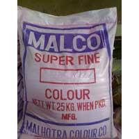 Malco Super Fine Colour Powder