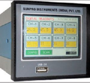 Sunpro Make Touch Screen Loggers