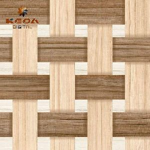 Mosaic Wooden Wall Tiles