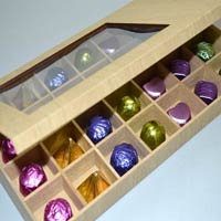 Wooden Chocolate Box