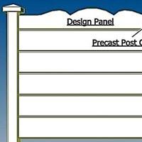 Steel Form For Precast Post Cap