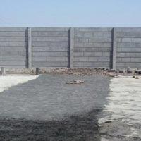 Steel Form For Prestressed Precast Concrete Compound Wall