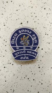 Embroidered Woven Badges