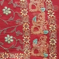 Chikan Hand Embroidered Sarees