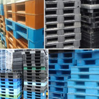 Malaysia Plastic PalletsPlastic Pallets From Malaysian