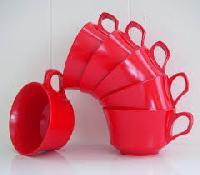 Plastic Tea Cups