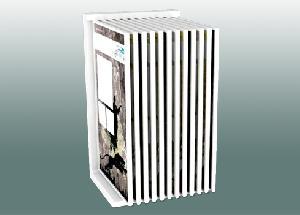 Book Tile Display