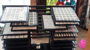 Floor Tiles Display