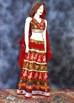 Kurti, Chaniya Choli
