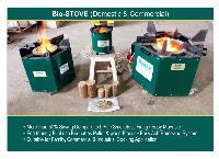 Biomass Stove