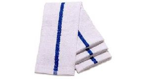 Centre Stripe Pool Towels