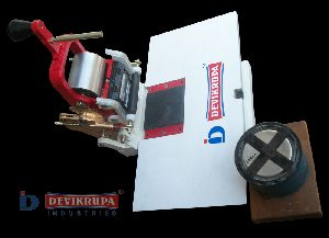 Hand Operated Batch Printing Machine Hop - 60