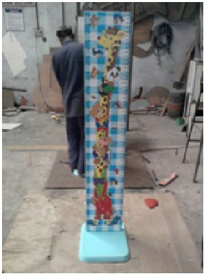 Frp Height Measuring Equipments