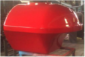 Oval Shape Agriculture Tanks