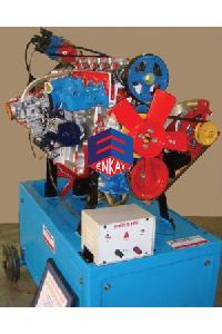 4 Stroke 4/3 Cylinder Petrol Engine