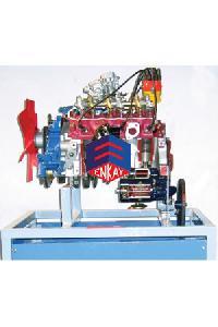 4 Stroke 6 Cylinder Petrol Engine (V-6)