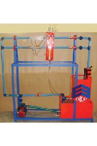 Calibration of Venturimeter and Orifice Meter