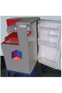 Domestic Refrigerator (Actual Cut Section)