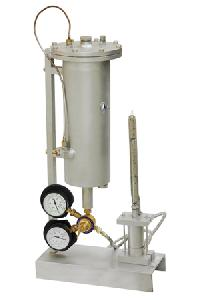 High Pressure Permeameter