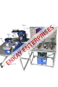Sorting Mechanism PLC Based Electro Hydraulic Trainer