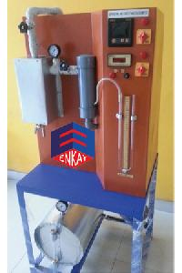 Separating and Throttling Calorimeter With Boiler