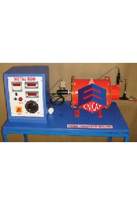 Thermal Conductivity Metal Rod Apparatus