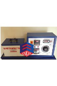 Thermocouple Calibration Test Rig