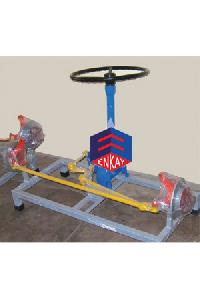Worm & Sector Type Steering System