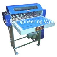 Tittle Creasing Half Sticker Cutting Micro Perforating Machine
