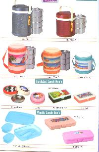 Inslated Lunch Boxes