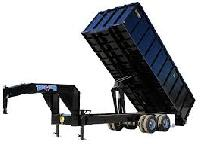 Heavy Duty Hydraulic Dump Trailer