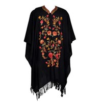 Ladies Woolen Ponchos