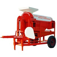 Maize Thresher Cum Dehusker